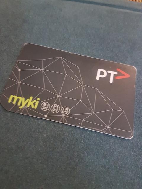 交通カード