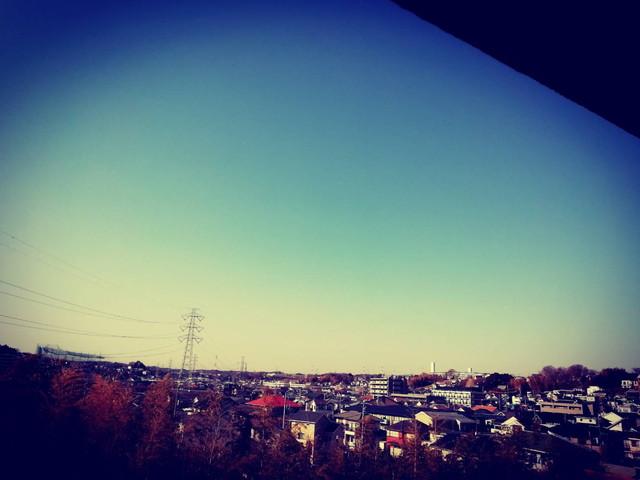 トロントの空