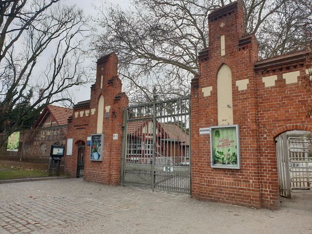 ベルリン植物園