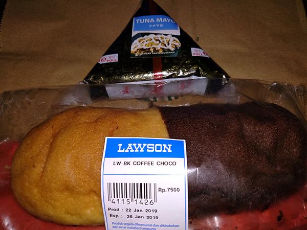 ローソンの商品