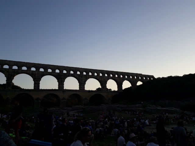 Pont du Gard(ポン・デュ・ガール)
