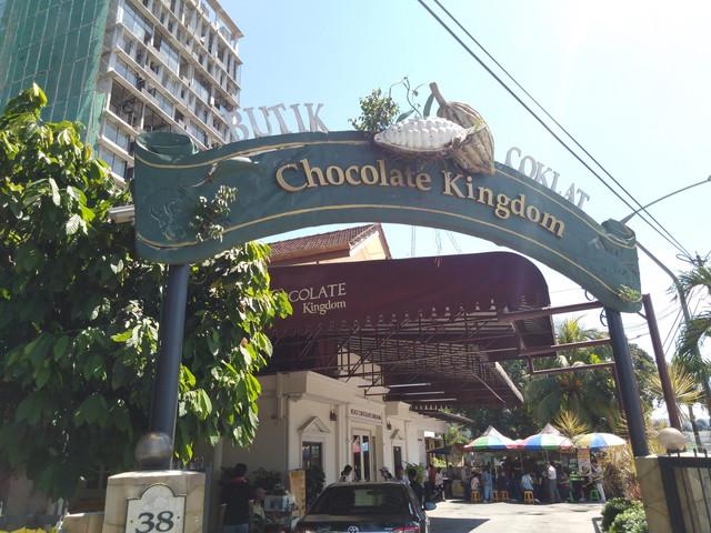 チョコレート王国