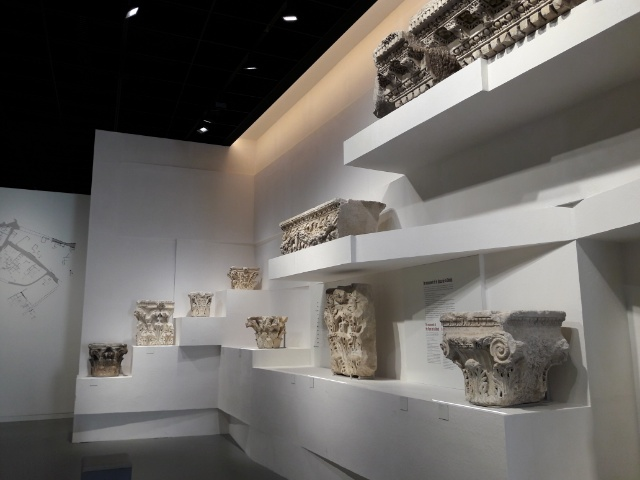 Musee de la Romanite(ローマ文化博物館)