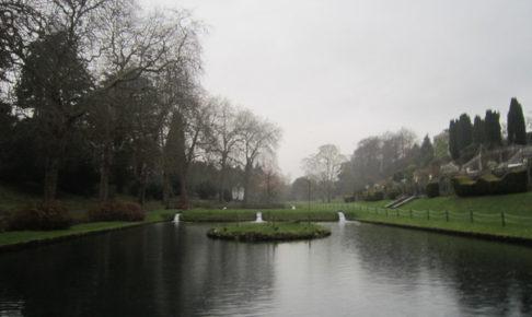 イギリスの公園