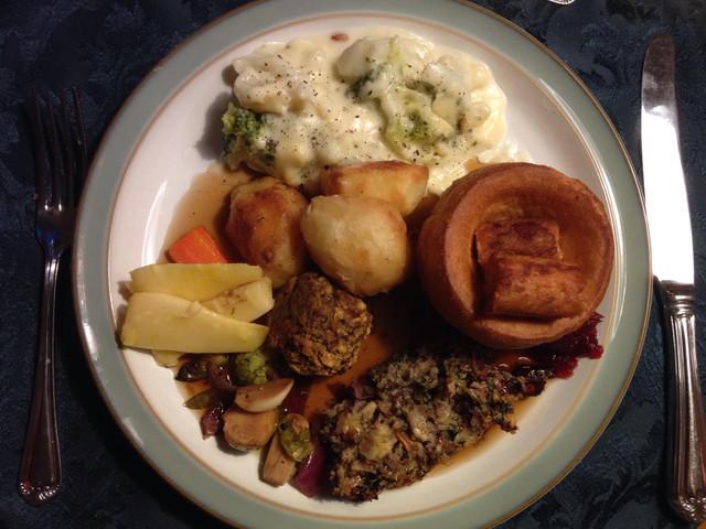 イギリス料理